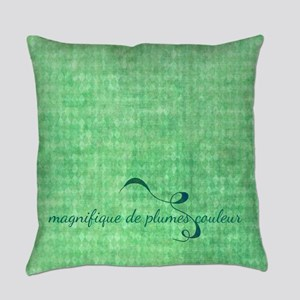 Parisian Pattern * Everyday Pillow