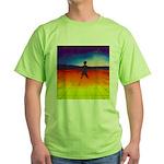 27.self portrait..? Green T-Shirt