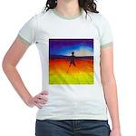 27.self portrait..? Jr. Ringer T-Shirt