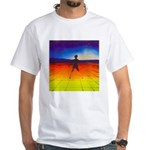 27.self portrait..? White T-Shirt