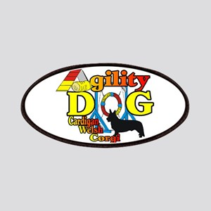 Cardigan Corgi Agility Patch