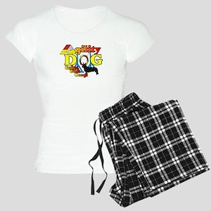 Cardigan Corgi Agility Women's Light Pajamas