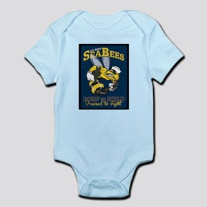 SEABEES Born To Build Body Suit