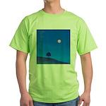 21.one tree hill 2b.. Green T-Shirt