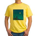 21.one tree hill 2b.. Yellow T-Shirt