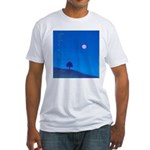 21.one tree hill 2b.. Fitted T-Shirt