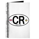 Costa Rica Euro Oval Journal