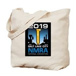 Nmra 2019 Slc Logo Tote Bag