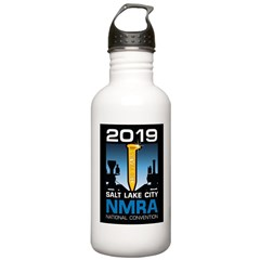 Nmra 2019 Slc Logo Stainless Water Bottle 1.0l