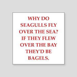 seagulls Sticker