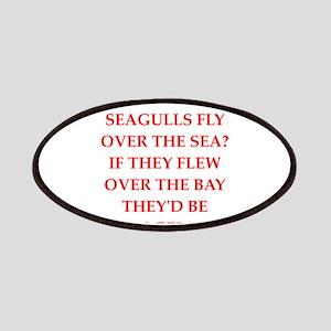 seagulls Patch