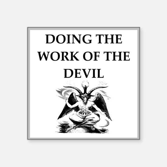 devil Sticker