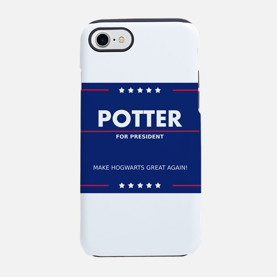 Potter for President iPhone 8/7 Tough Case