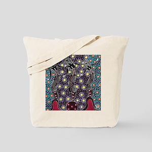 AUSTRALIAN ABORIGINAL ART_FERTILITY Tote Bag
