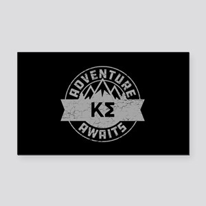 Kappa Sigma Adventure Rectangle Car Magnet