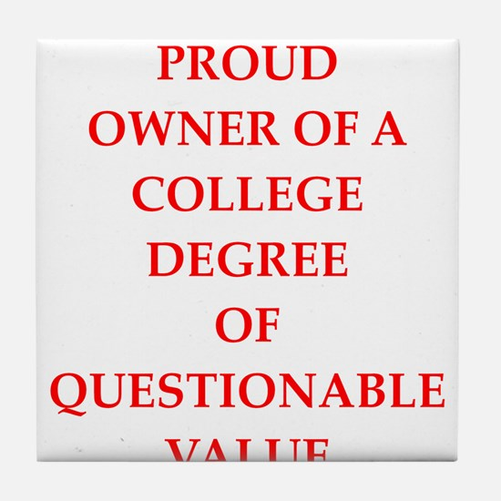 degree Tile Coaster
