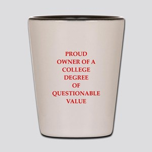 degree Shot Glass