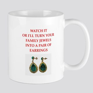 family jewels Mugs