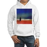 62.rainbow serpent.. Hooded Sweatshirt
