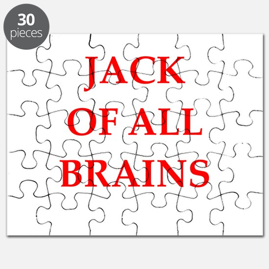 jack of all Puzzle