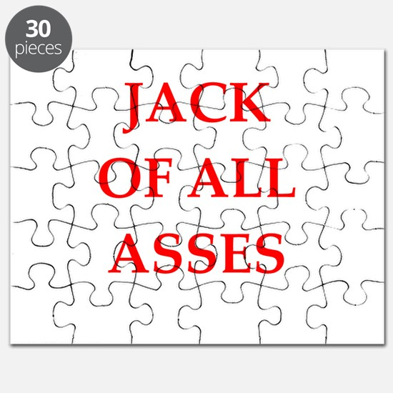 jack of all trades Puzzle