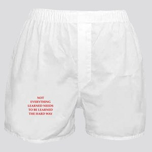 learn Boxer Shorts