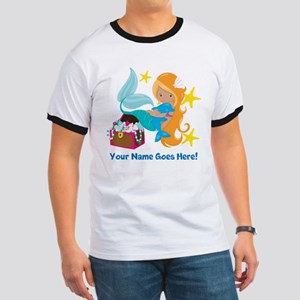 Blond Mermaid T-Shirt