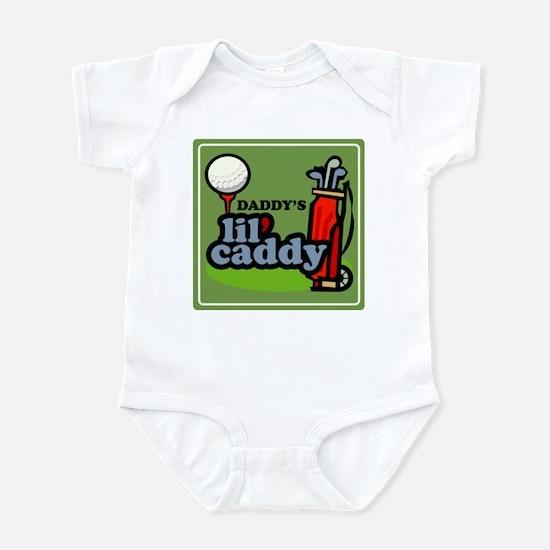 Daddy's Lil' Caddy Infant Bodysuit