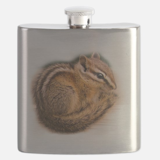 Chilly Chipmunk Flask