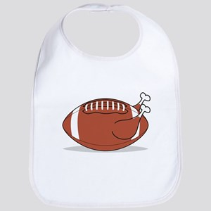 Football Turkey Bib