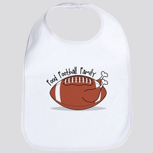Football Family Bib