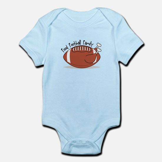 Football Family Body Suit