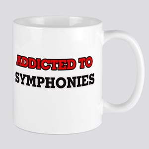 Addicted to Symphonies Mugs