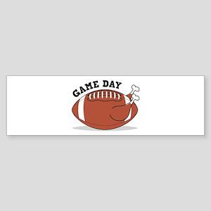 Game Day Bumper Sticker