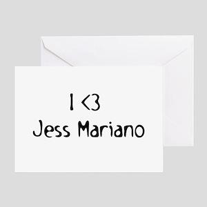 jessmariano Greeting Cards