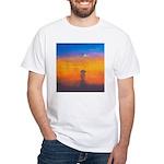 09.on liberty..? White T-Shirt