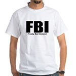 Freaky Bad Immoral White T-Shirt