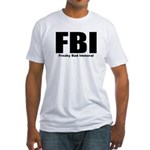 Freaky Bad Immoral Fitted T-Shirt