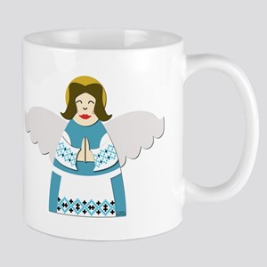 Ukrainian Angel Mug