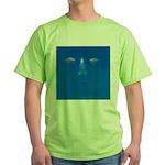 52.bindu.. Green T-Shirt