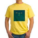 52.bindu.. Yellow T-Shirt