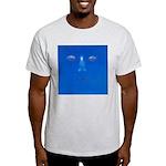 52.bindu.. Ash Grey T-Shirt