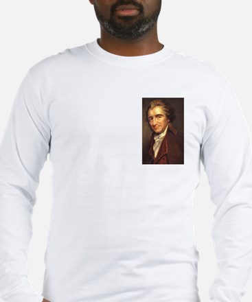 Thomas Paine 23 Long Sleeve T-Shirt