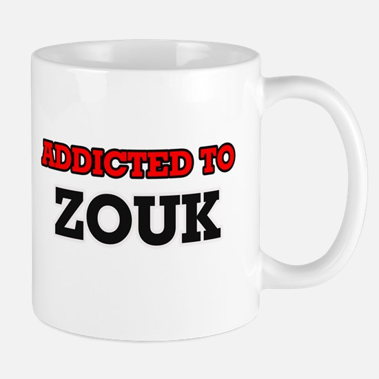 Addicted to Zouk Mugs