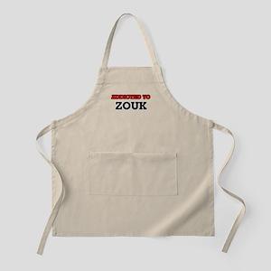 Addicted to Zouk Apron