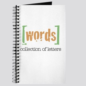 Words for Writers Journal