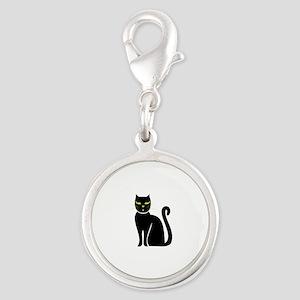 Black Cat Charms