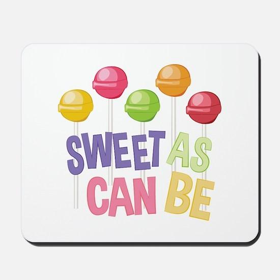 Sweet Sucker Mousepad