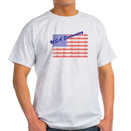 USA Swimming Light T-Shirt