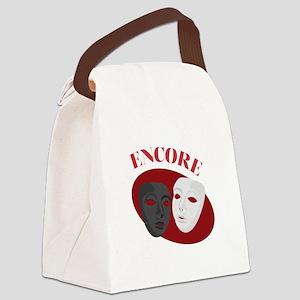 Encore Canvas Lunch Bag